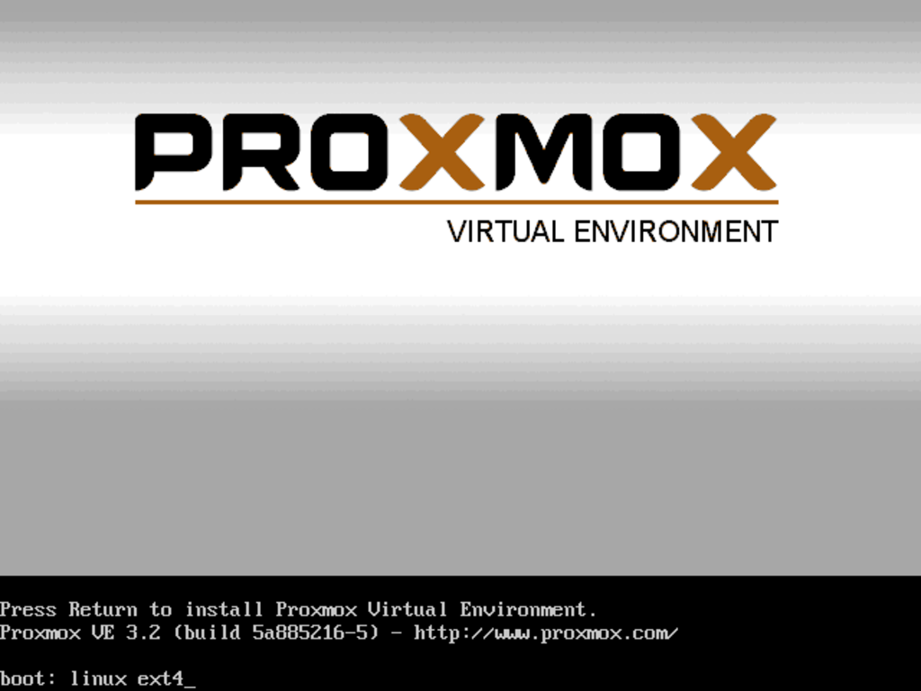 Proxmox as a home virtualization solution